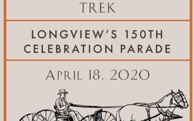 """""""The Grande Sesquicentennial Trek"""" Parade"""